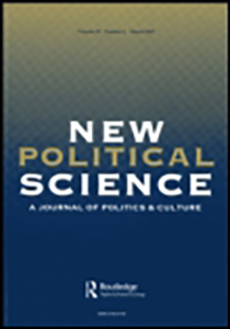Cover of New Political Science