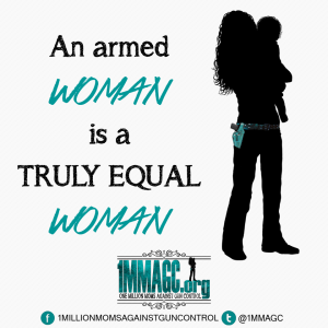 Armed Woman Is Truly Equal copy